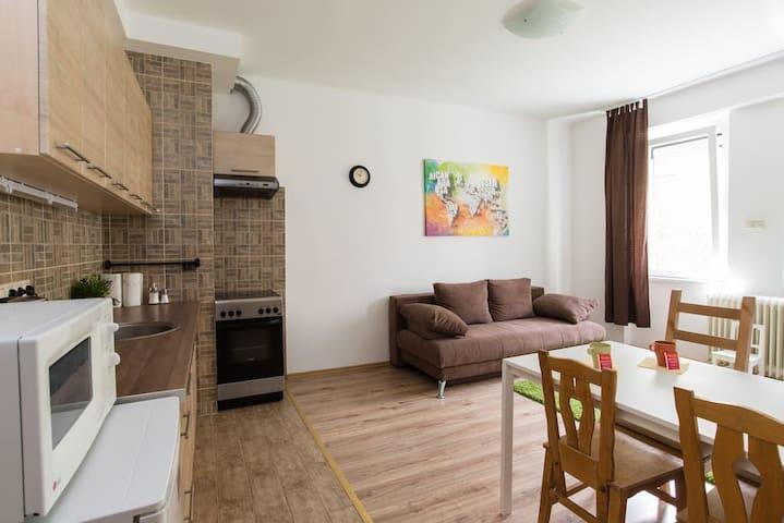 Bolcso10 Apartment