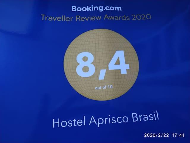 Aprisco São Paulo - Pague apenas 21,00 por diária.