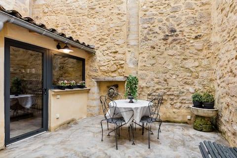 Charmante maison de village près d'Avignon