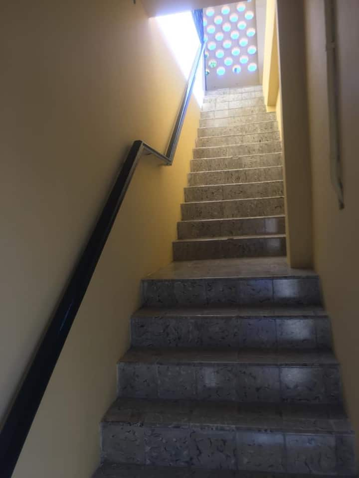 Apartment located at Manati historic urban  area.
