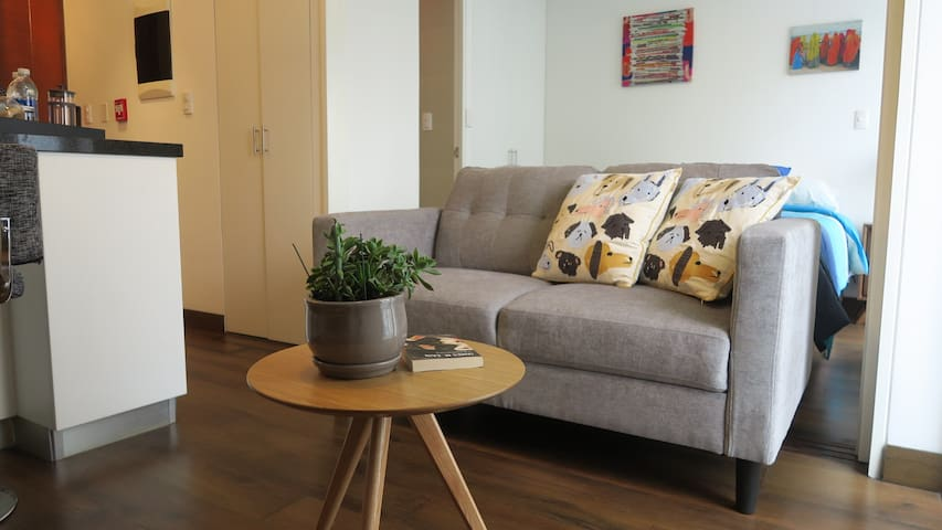 208 New and Cozy Loft at the Heart of Barranco