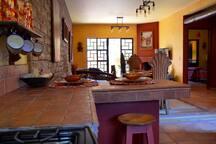 Kitchen/Living/DS Bedroom