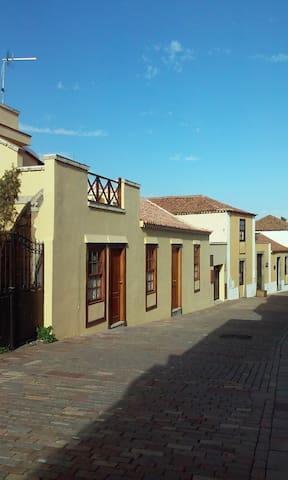 Casa Rural El Traspatio Apartamento - Granadilla - House