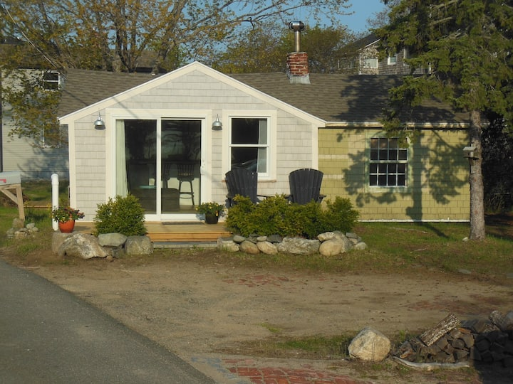 Plum Island Basin Cottage