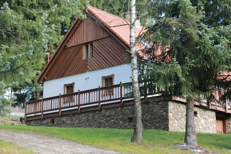 Bohemian country paradise - Pohorská Ves