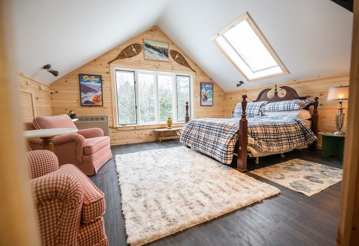 Super cozy renovated studio minutes from Stowe