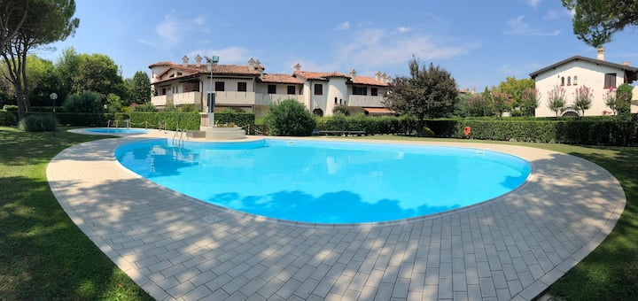 Beautiful holidays villa for up to 8 people!