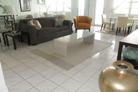 GREAT ONE BEDROOM/DECOPLAGE CONDO - Miami Beach