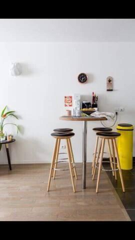 Chambre dans bel appartement / plein cœur du 11ème