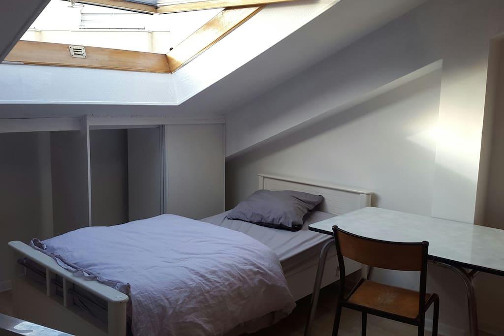 plusieus types d 39 h bergements chambres d 39 h tes louer. Black Bedroom Furniture Sets. Home Design Ideas