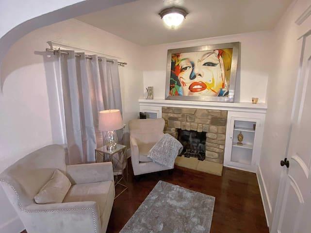 North Park/Balboa Park-2bd- Cozy Beautiful Home