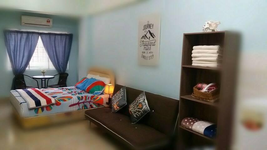 Friendly Suites (Town City & Value for Money)市区中心