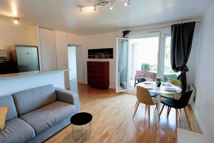 Apartment with parking next to Disneyland Paris