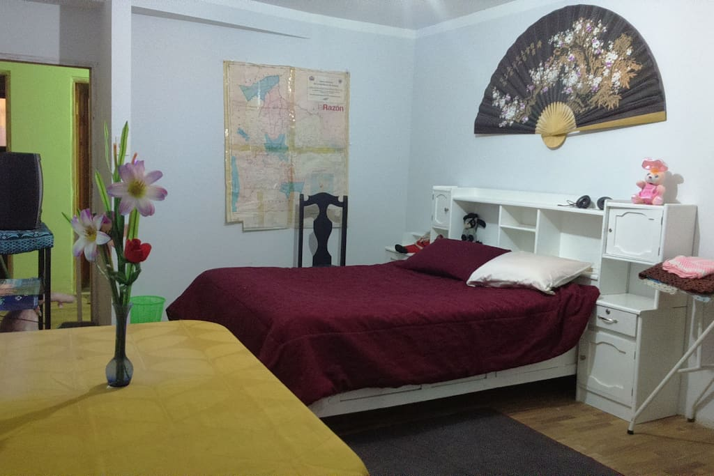 Clean room casas en alquiler en la paz departamento for Casas minimalistas la paz bolivia