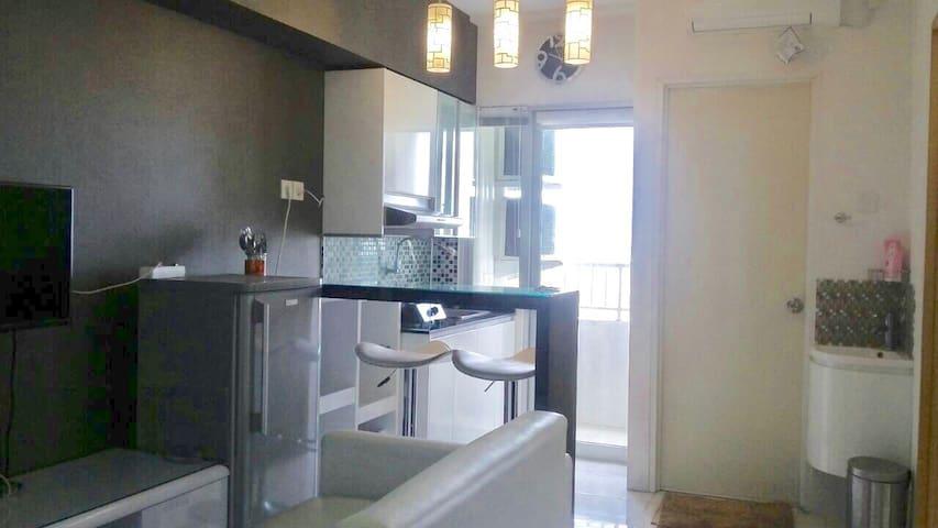 Private 2bedrooms apartment educity - Surabaya - Pis