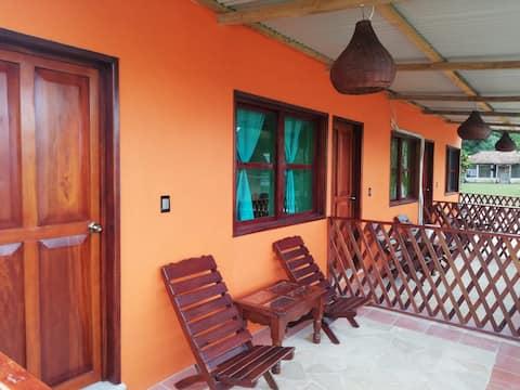 Cabaña Kayon & Zarco |  Suite 2