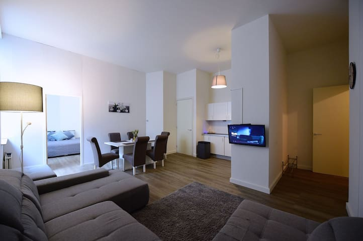 Spacious central Apartment Dam Square
