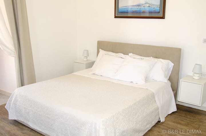 B&B Le Dimax Sorrento orange