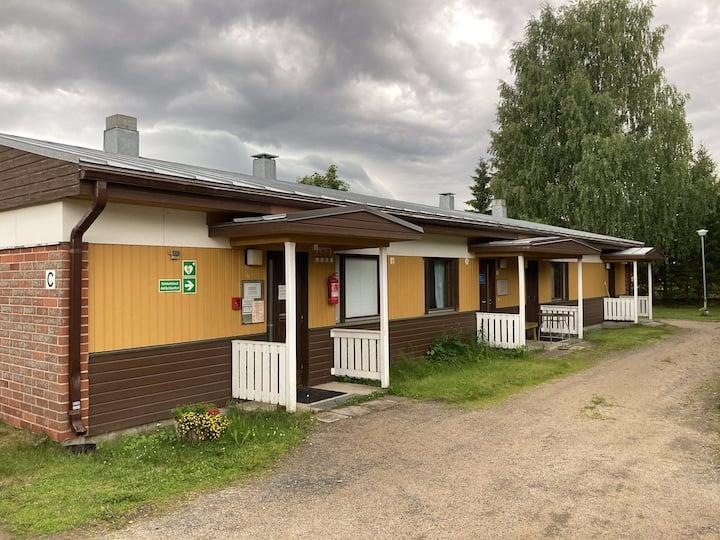 Helppo majapaikka Suomen keskellä.