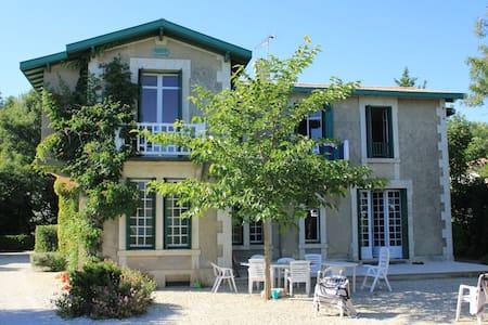 Villa Mamette, charme face à la mer - Royan