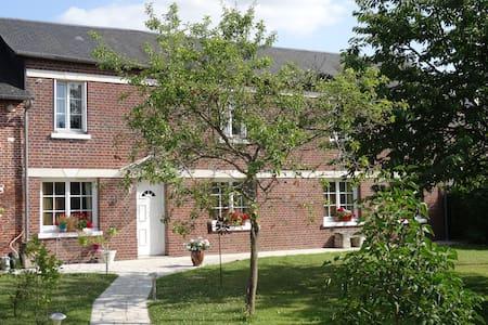 Chambre indépendante dans maison Normande - Le Thuit-Signol