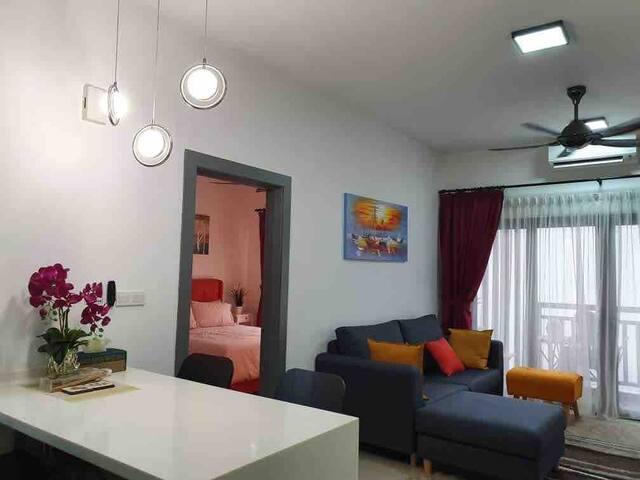 Abima Penthouse@Suria Residence