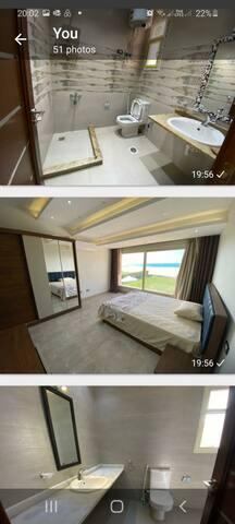 Marina 6 villa 4 rent prime location over the sea