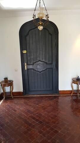 Entrée couloir