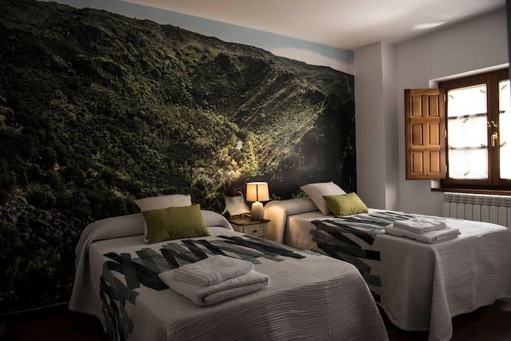 Habitación Estandar, 2 camas.