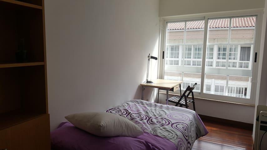 APARTAMENTO LUMINOSO BRIGHT APARTMENT - Santiago de Compostela - Apartament
