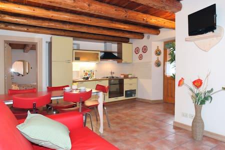 Casa Alessandra - Piè Falcade - อพาร์ทเมนท์