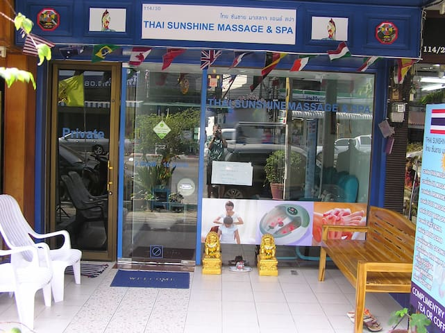 Thaisunshine Massage & Spa - 후아힌(Hua Hin)