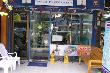 Thaisunshine Massage & Spa - Hua Hin - Pension
