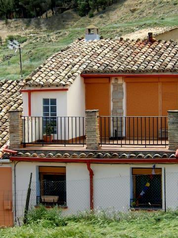 Casa Rural Lugaré - Ayerbe - Дом