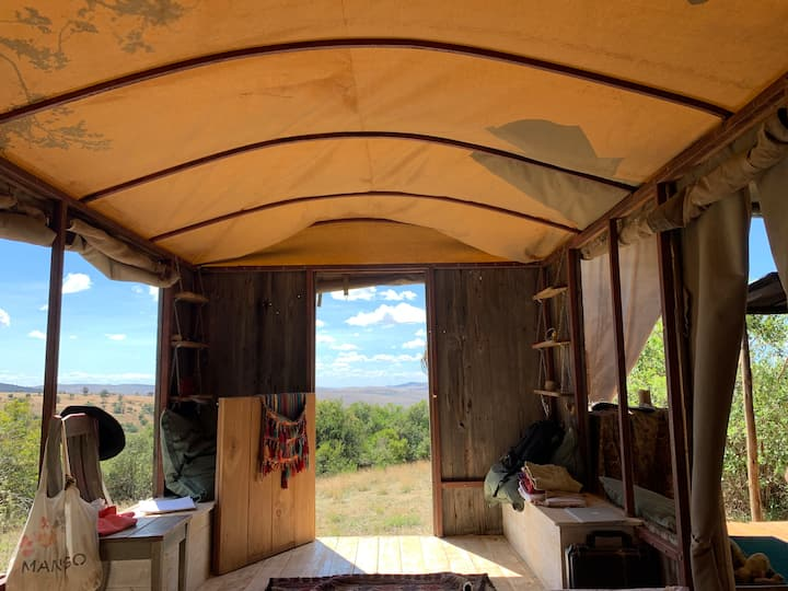 The Wagons, Loltunda Farm, Chumvi Borana Laikipia