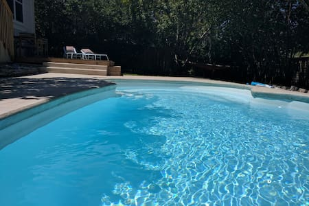 Private Pool Oasis - Round Rock - Maison