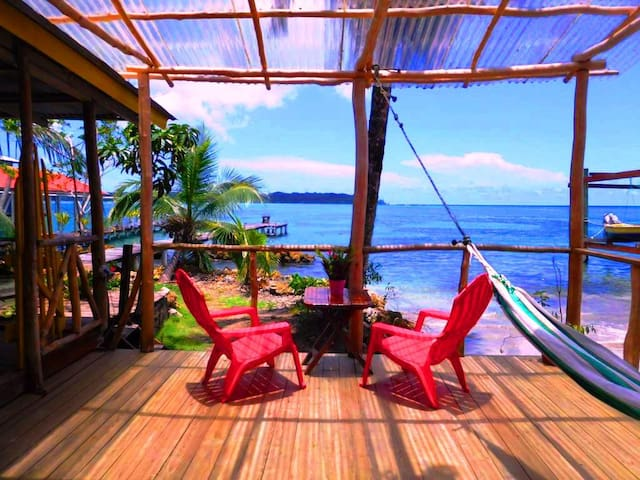 Bocas Beach House - Colón Island - House