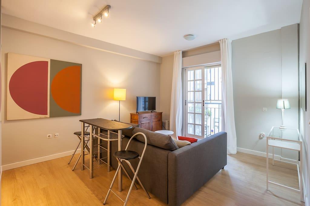 acogedor y tranquilo apartamento en el centro On apartamento en sevilla centro alquiler