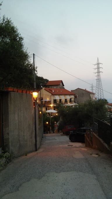 Strada d'Ingresso