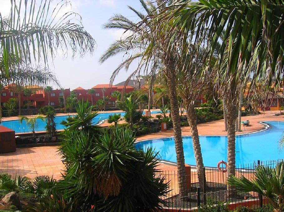 piscine complesso residenziale