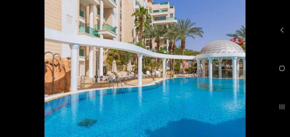 Perfect vacation golf residence eilat