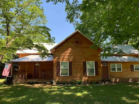 The Wilhoit Place in Uwharrie