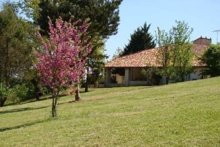 Gîte dans une ferme de charme - Lamothe-Capdeville - 独立屋
