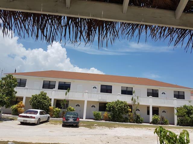 I N N Castle (Easy Rest 1 bedroom, snorkel Gears) - North Caicos - Lejlighed