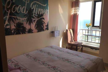 海阳碧桂园十里金滩一线海景度假公寓小屋