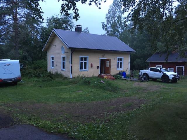 Dom у озера