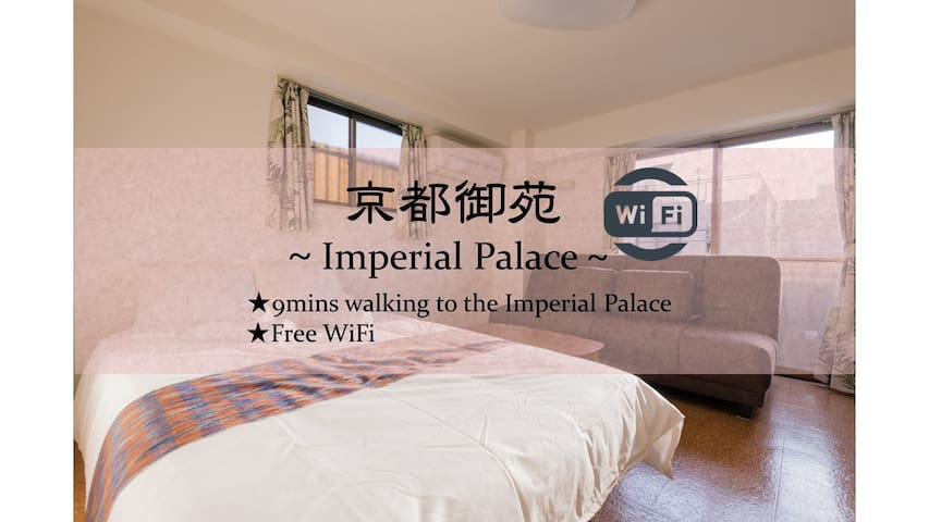#301A 9mins to Imperial Palace