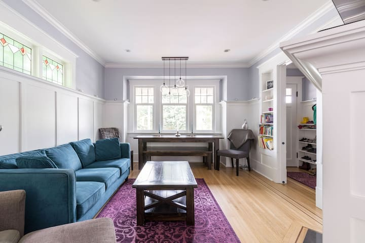 Renovated, bright craftsman home - 3BED 2BATH