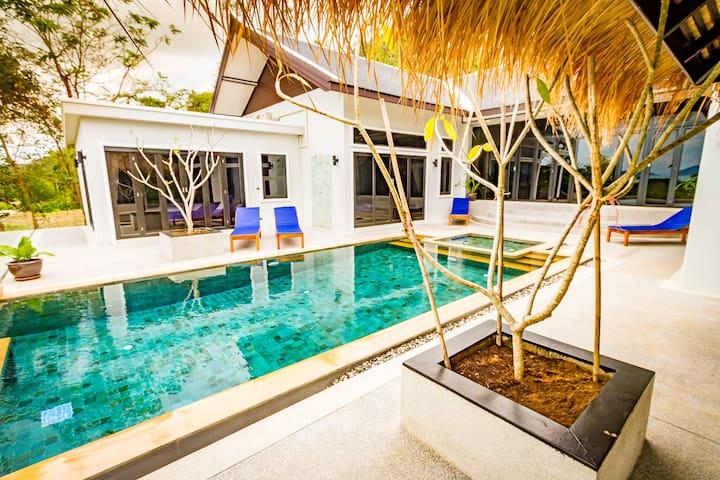 Shamballa Pool Villa - Ko Lanta Yai - Villa