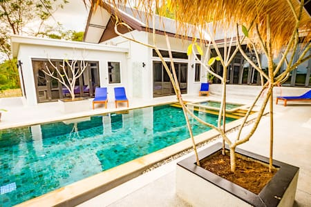 Shamballa Pool Villa - Ko Lanta Yai - Vila